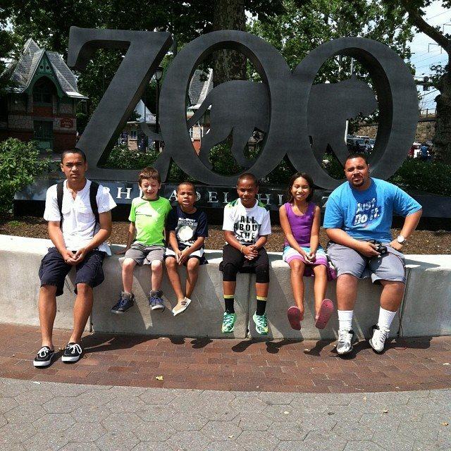 Philadephia Zoo 2014 - 001