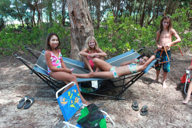 Camping for Cayman's 11th - 184