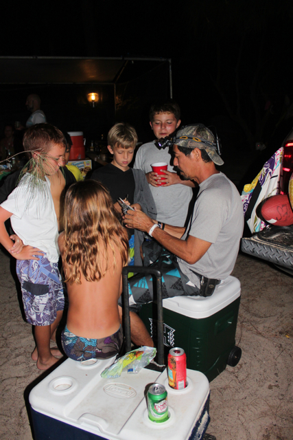 Camping for Cayman's 11th - 271